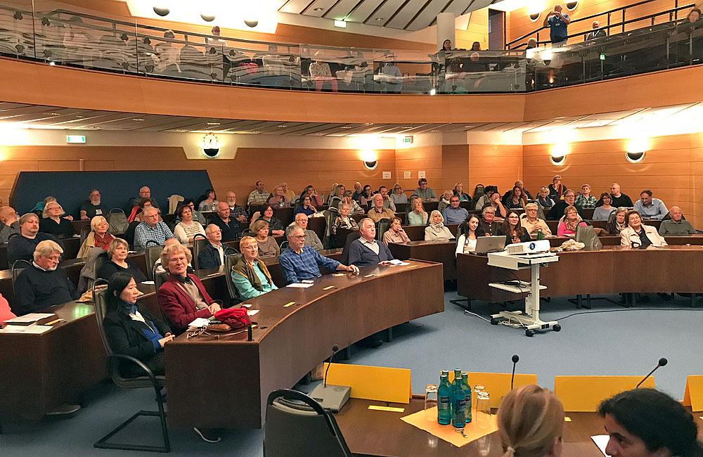 Foto Sitzung Gründung Praxisverbund Wiesbaden